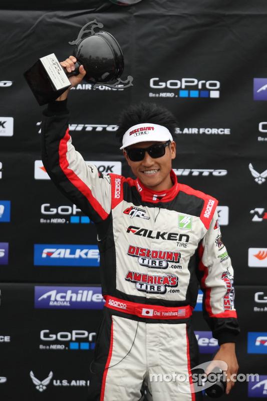 2013, corrida 1: vencedor Daijiro Yoshihara