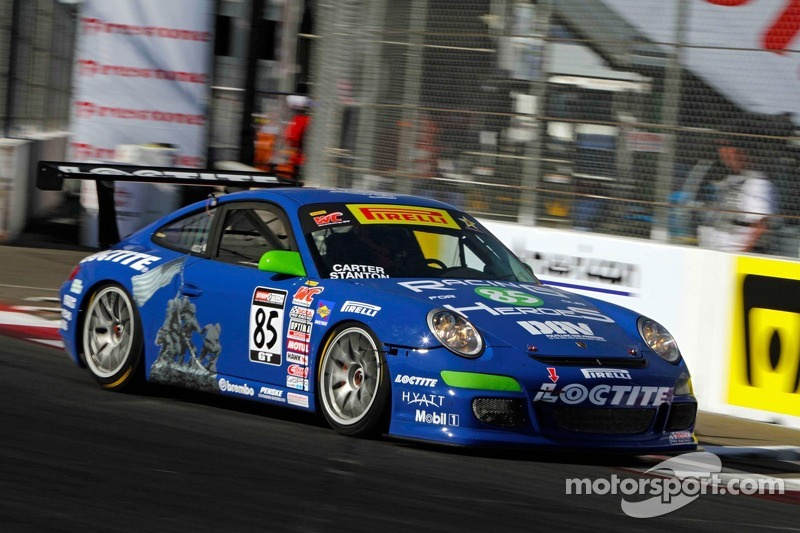 Craig Stanton, Racing for Our Heroes Porsche GT3 Cup