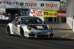 #27 Dempsey De Piero Racing Porsche 911 GT3 Cup: Patrick Dempsey, Joe Foster