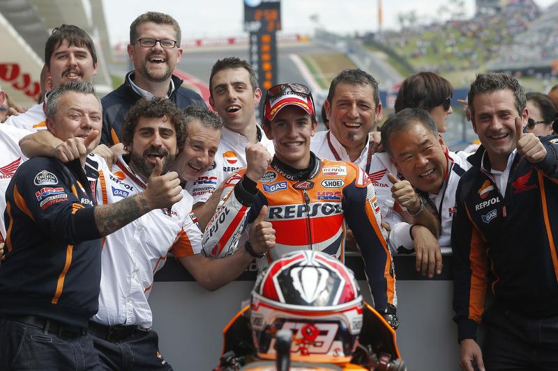 Vencedor Marc Marquez, Repsol Honda Team