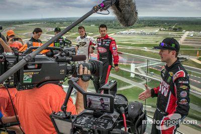 NASCAR en V8 Supercars wissel
