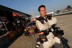 Motorsport.com's art director Eric Gilbert