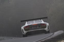 Marcel Fässler, Frank Stippler, Phoenix Racing, Audi R8 LMS Ultra