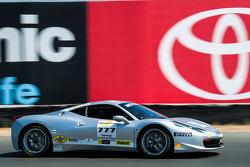 #777 Ferrari of Quebec 458TP: Emmanuel Anassis