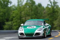 Bill Riddell, Porsche Cayman