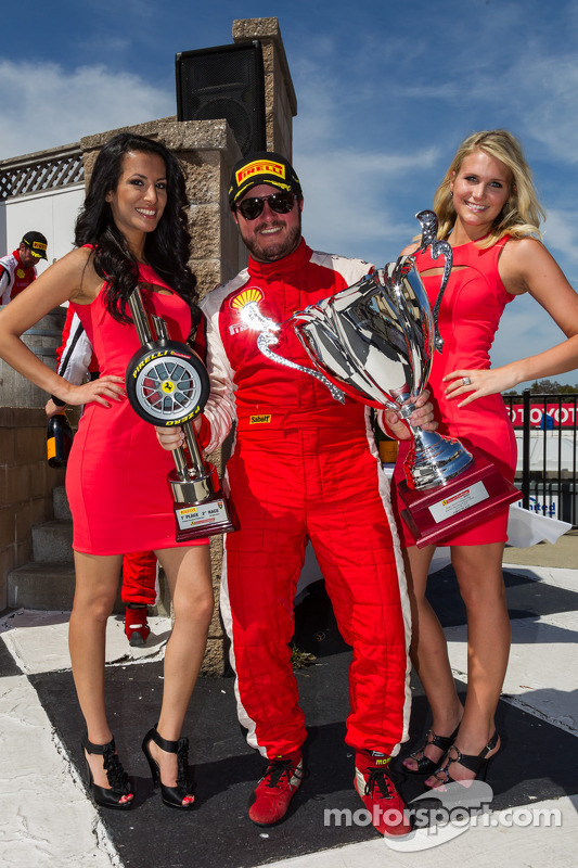 corrida #2 vencedor Carlos Kauffmann