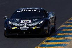 #14 Ferrari of San Diego Ferrari 458: Brent Lawrence