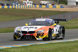 #5 TDS Racing BMW Z4: Henry Hassid, Ludovic Badey