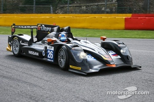 G-Drive Racing Oreca 03-Nissan