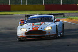 #99 Aston Martin Racing Aston Martin Vantage V8: Paul Dalla Lana, Pedro Lamy, Richie Stanaway