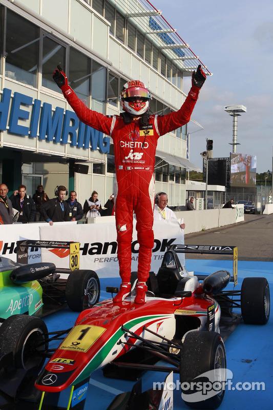 Vencedor Raffaele Marciello