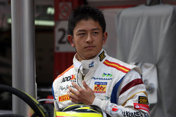 Third place Rio Haryanto