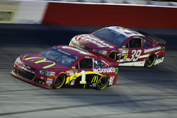 Jamie McMurray e Ryan Newman