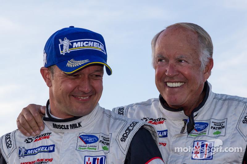Klaus Graf and Greg Pickett