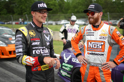 Ryan Tuerck en Chris Forsberg