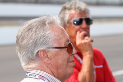 Aldo and Mario Andretti