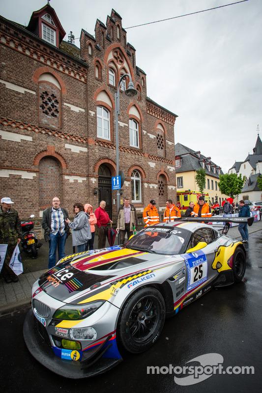 #25 Marc VDS Racing BMW Z4 GT3 (SP9)