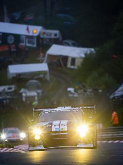 #123 Schulze Motorsport Nissan GT-R Nismo GT3 (SP9): Kazunori Yamauchi, Michael Schulze, Tobias Schulze, Michael Krumm