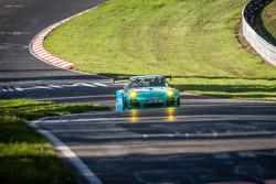 #44 Falken Motorsports Porsche 997 GT3 R (SP9): Wolf Henzler, Peter Dumbreck, Martin Ragginger, Sebastian Asch