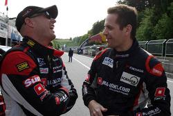Robert Huff, SEAT Leon WTCC, ALL-INKL.COM Münnich Motorsport and Marc Basseng, SEAT Leon WTCC, ALL-I
