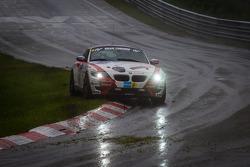 #169 BMW Z4 Coupé (V6): Alexey Vermenko, Sergey Borisov de volta à pista