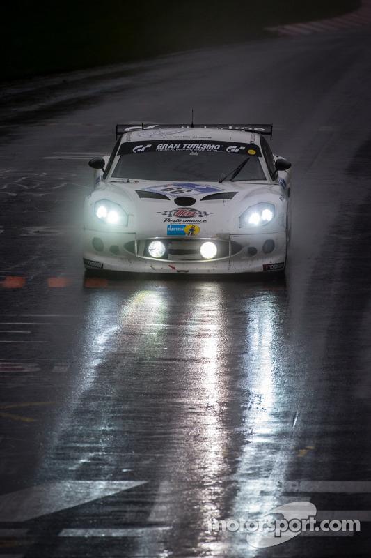 #66 Nova Race Ginetta GT4 G50 (SP10): Mark Speakerwas, Tiziano Frazza, Tiziano Cappelletti