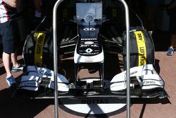 Valtteri Bottas, Williams FW35 nosecone