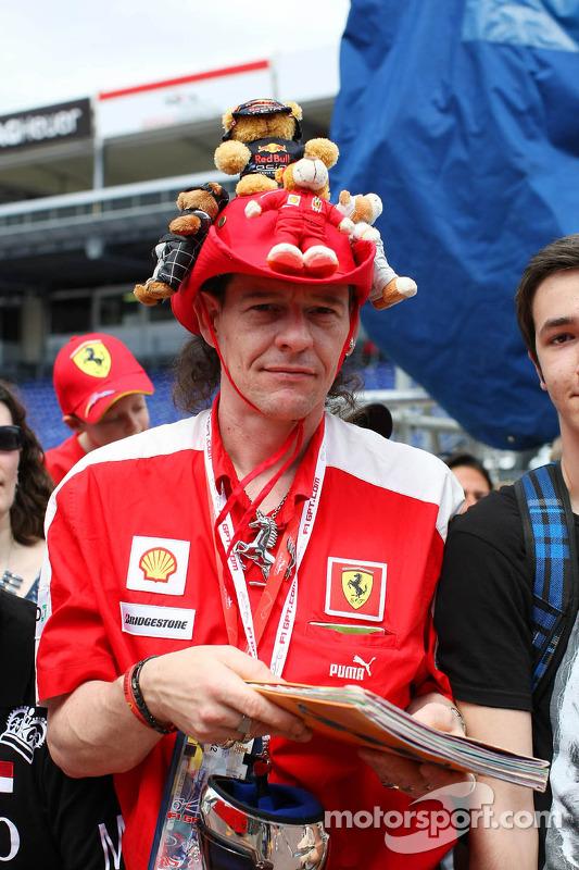 Fã da Ferrari
