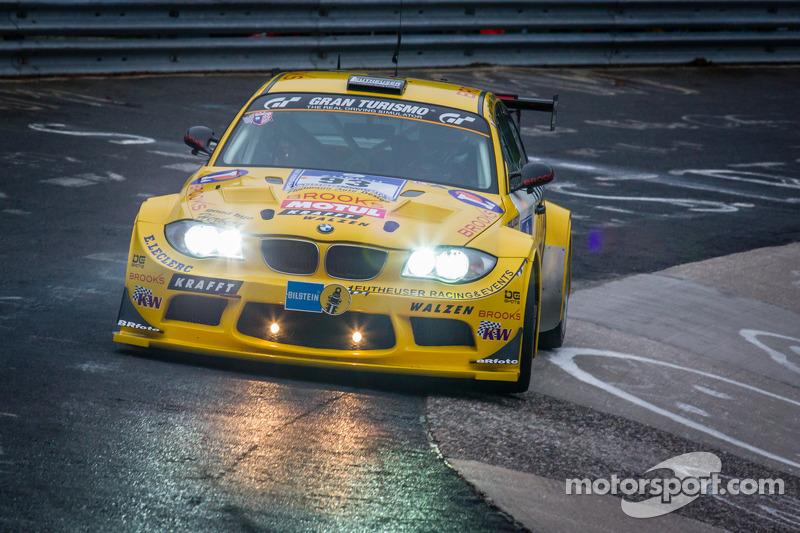 #93 MSC Rhön e.V. im ADAC BMW E82 M Coupé (SP5): Pierre de Thoisy, Philippe Haezebrouck, Maurice Max