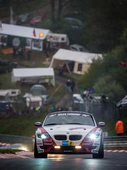 #169 BMW Z4 Coupé (V6): Alexey Vermenko, Sergey Borisov
