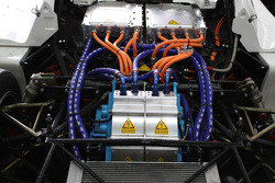 Toyota testa o TMG EV 002 à frente de Pikes Peak
