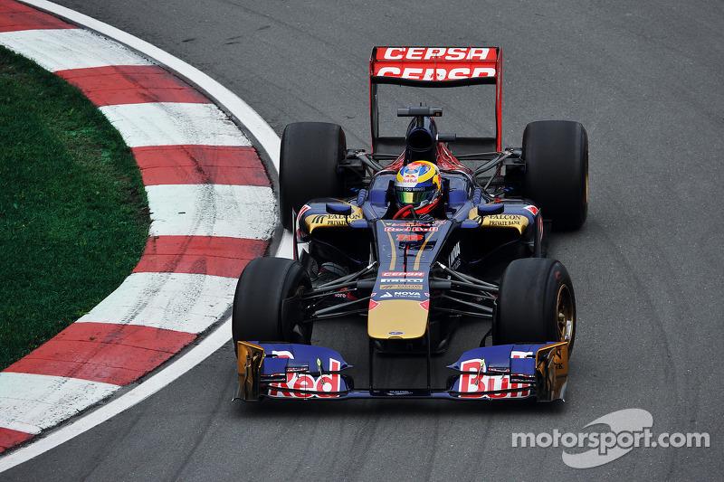 2013 : Toro Rosso STR8