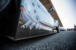 Aston Martin Racing Aston Martin Vantage GTE detail