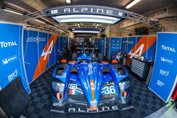 #36 Signatech-Alpine Alpine A450-Nissan
