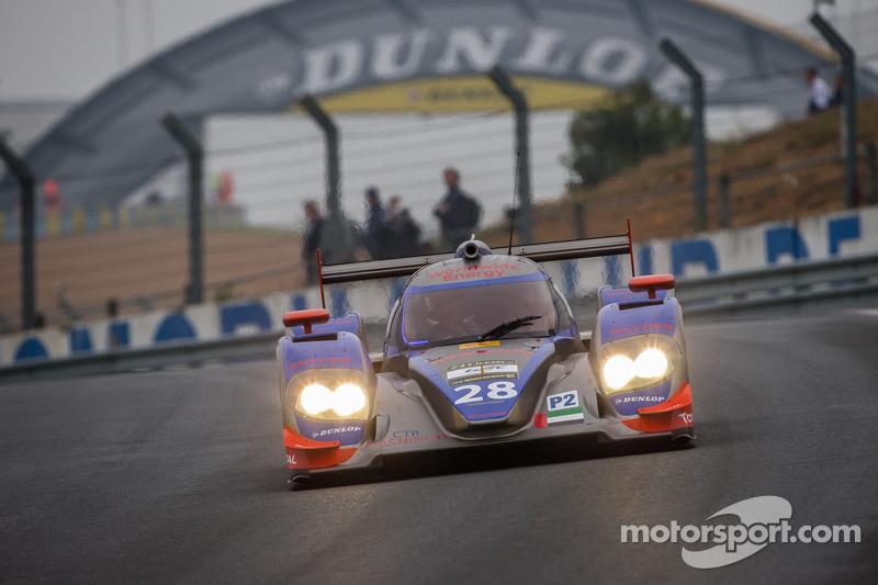 #28 Gulf Racing Middle East Lola B12/80-Coupe Nissan: Fabien Giroix, Frédéric Fatien, Keiko Ihara