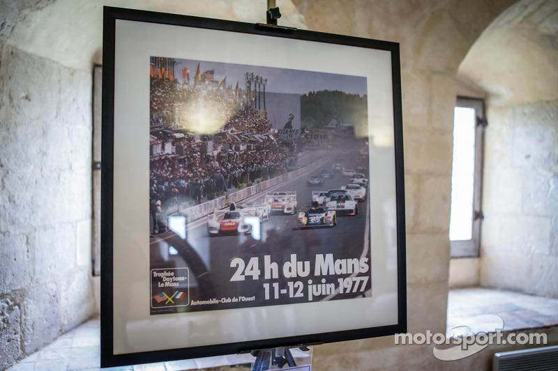 24 uur Le Mans verzameling klassieke posters