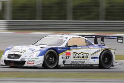 #37 Lexus Team KeePer Tom's Lexus SC430: Daisuke Ito