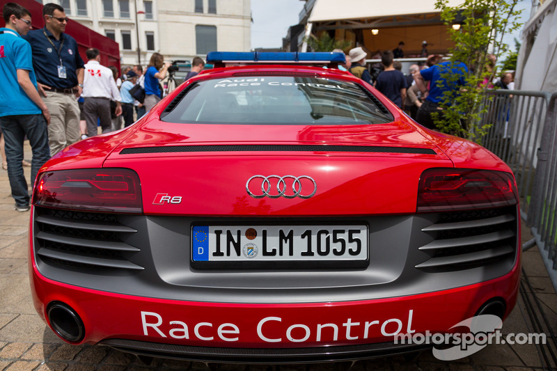 Audi R8 Race Control Vehicle