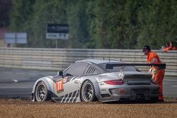 Rodada de #77 Dempsey Racing - Proton Porsche 911 GT3-RSR: Patrick Dempsey, Joe Foster, Patrick Long