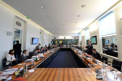 Meeting of the FIA Tribunal