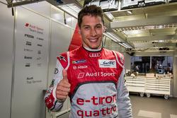 Pole winner Loic Duval