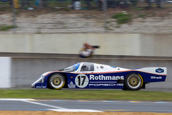 Porsche 956 (1982) - Porsche locked out the grid in 1982 and took home every prize that year