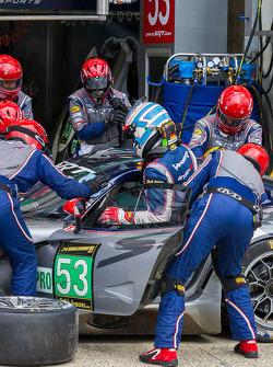 Rijderswissel voor #53 SRT Motorsports Viper SRT GTS-R: Ryan Dalziel, Dominik Farnbacher, Marc Goossens