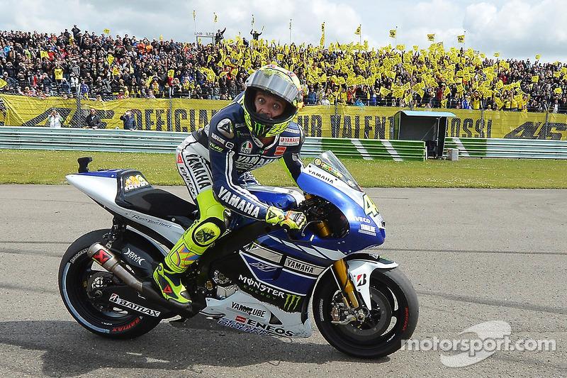 2013 : Валентино Россі (Yamaha Factory Racing)