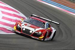 #16 Phoenix Racing: Enzo Ide, Anthony Kumpen, Markus Winkelhock, Audi R8 LMS Ultra