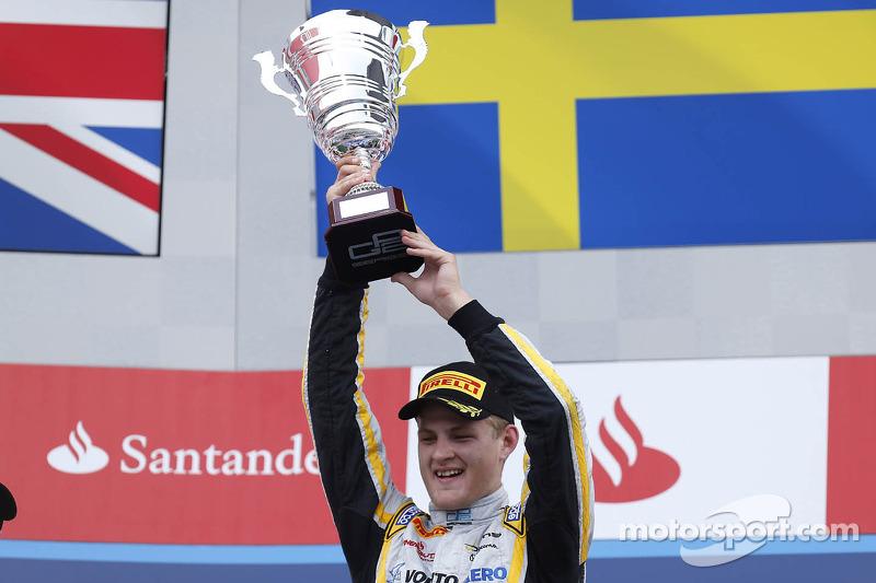 Marcus Ericsson: 1695 dias - Última vitória: GP2, Nürburgring 2013
