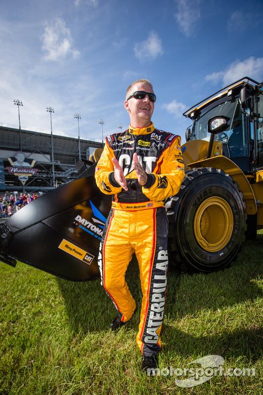 Daytona Rising Event: Jeff Burton, Richard Childress Racing Chevrolet