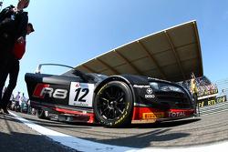 #12 Belgian Audi Club Team WRT Audi R8 LMS ultra: René Rast, Niki Mayr-Melnhof