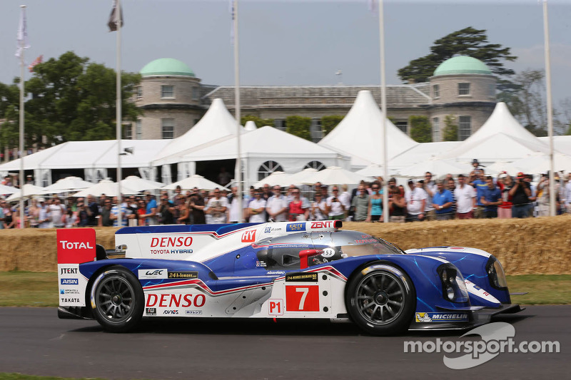 Anthony Davidson, Toyota Racing, Toyota TS030, Hybrid