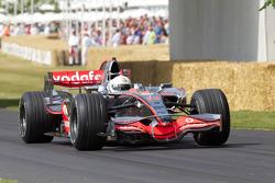 Kevin Magnussen, McLaren Mercedes MP4/23